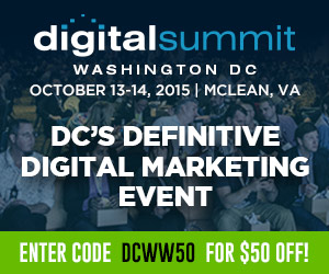 Digital Summit DC Marketing Event image